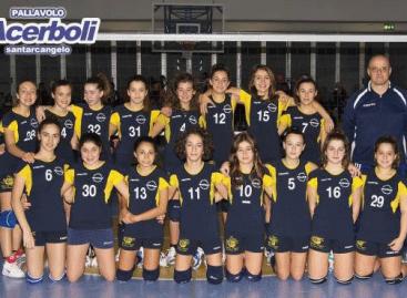 A Santarcangelo dal 1979 agisce la società Pallavolo Acerboli: dal 21 settembre riprenderà l'attività