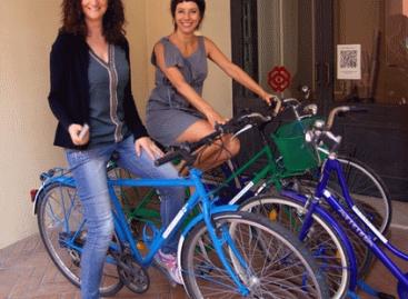 DigiBike Santarcangelo, alla scoperta della città con il nuovo servizio gratuito di noleggio bici