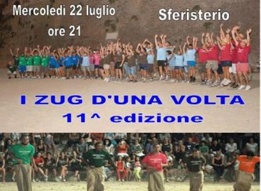 Santarcangelo: I ZUG D'UNA VOLTA 2015