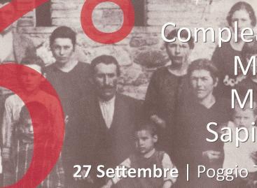 27 settembre – 6° Compleanno al Museo Mulino Sapignoli