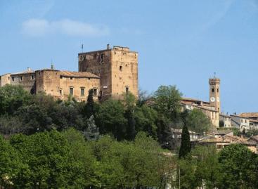 Santarcangelo e la sua Rocca Malatestiana