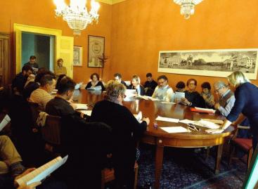 Forum per il centro storico di Santarcangelo.  Per un paese al contempo vivace e sereno.