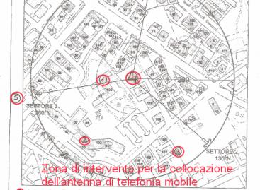 Antenna per la telefonia mobile atto 2°: partita DENUNCIA alla Procura della Repubblica di Rimini