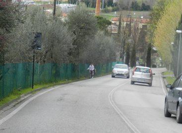 Santarcangelo: più sicurezza sulla via Pozzo Lungo