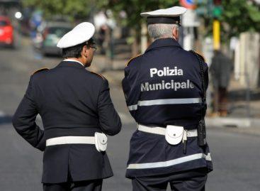 Polizia Municipale di Vallata