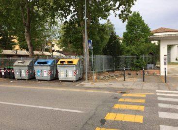 Santarcangelo: Museo degli Usi e Costumi della Gente di Romagna, visto da fuori . . .
