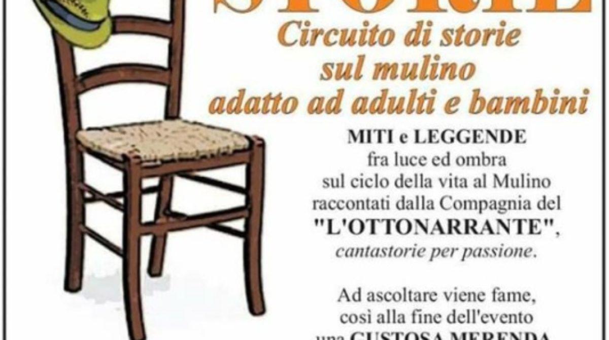 "Il ""Mulino macina ……storie"""