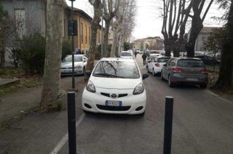 Santarcangelo: parcheggi in centro
