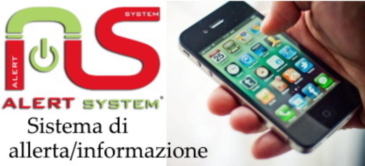 Con Alert System, filo diretto con i cittadini: un sistema di allerta telefonica per le emergenze
