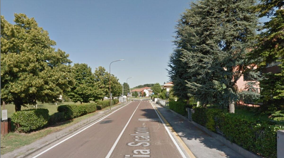 Santarcangelo, mozione presentata in Consiglio Comunale: MESSA IN SICUREZZA DI VIA SCALONE