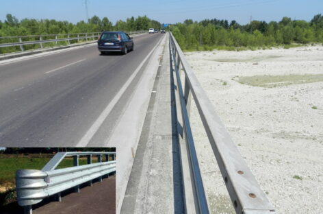 Oggetto: Ponte sul Fiume Marecchia – Strada provinciale Trasversale Marecchia.